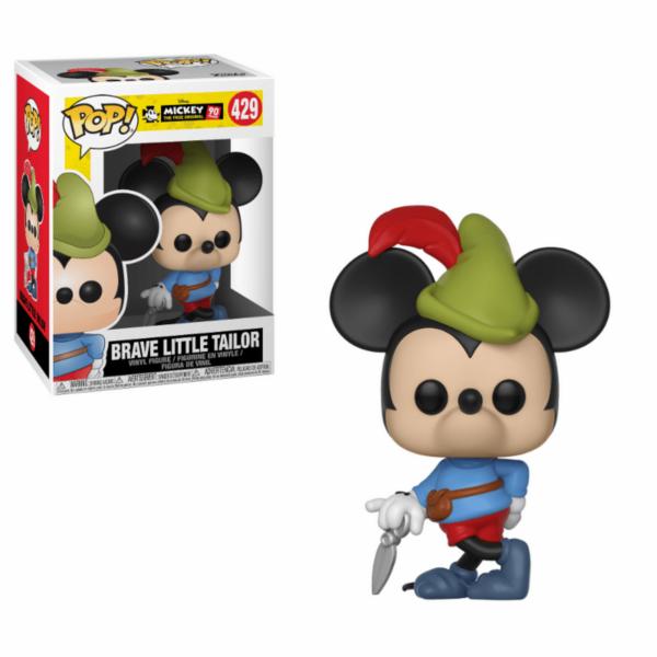 Funko Pop! Disney 429 Brave Little Tailor 1