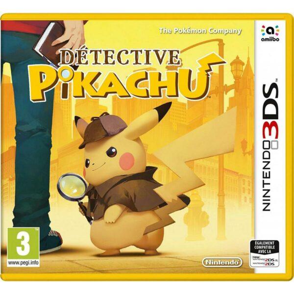 Détective Pikachu Nintendo 3DS 1