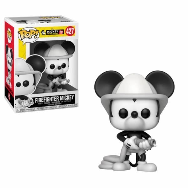 Funko Pop! Disney 427 Firefighter Mickey 1