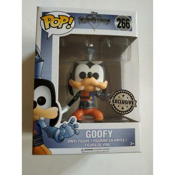 Funko Pop! Kingdom Hearts 266 Goofy Exclusive 1