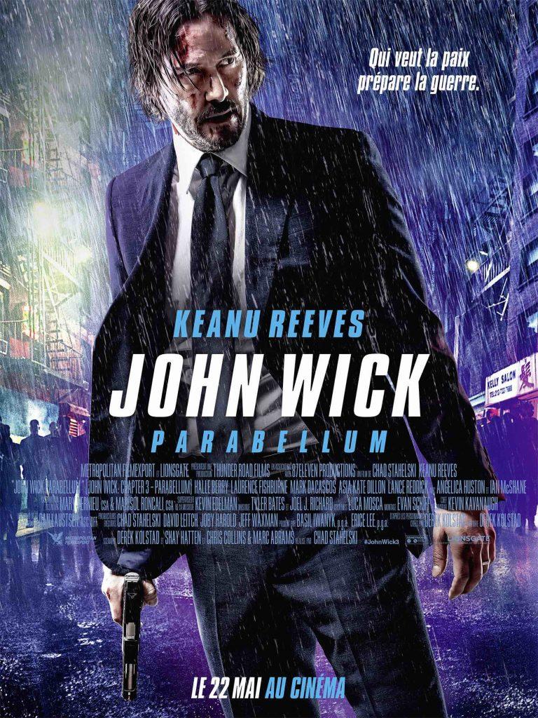 John Wick 3 - Entrainement 2