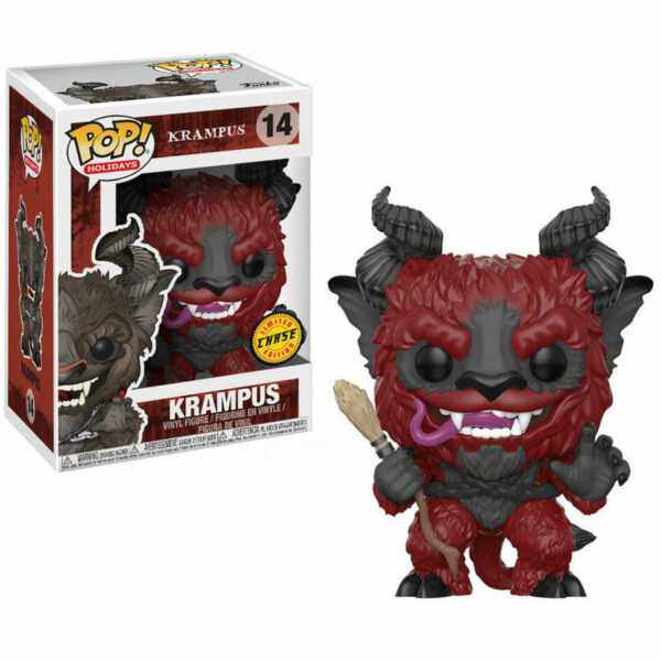 Funko Pop! Krampus Chase 1