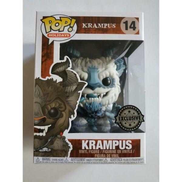 Funko Pop! Krampus Frozen 1