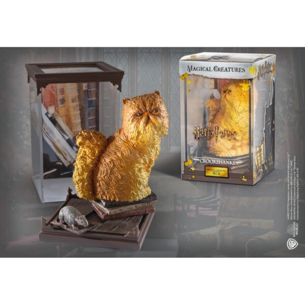 Harry Potter Magical Creatures Crookshanks 1