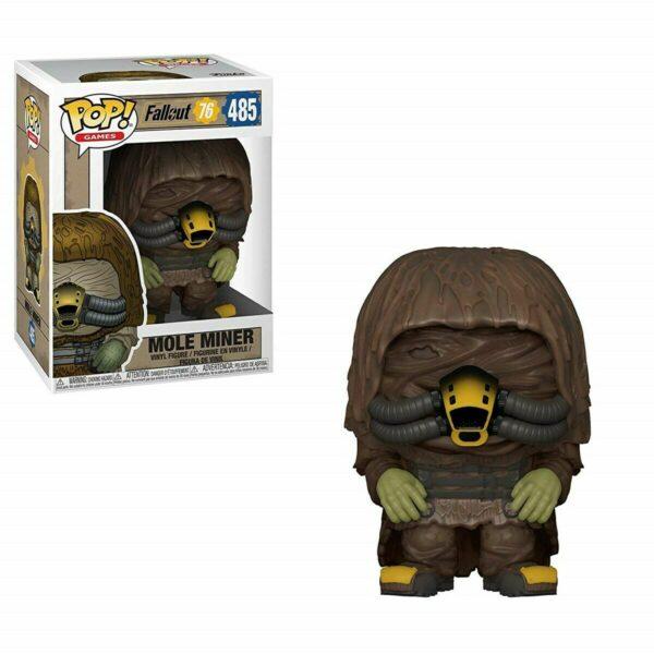 Funko Pop! Fallout 76 Mole Miner 1