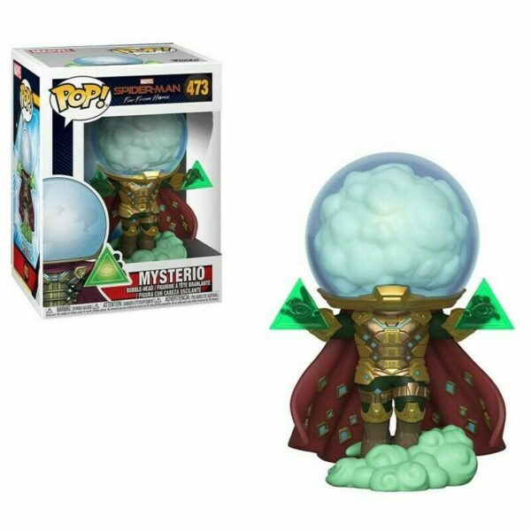 Funko Pop! Spider-Man Far from Home 473 Mysterio 1