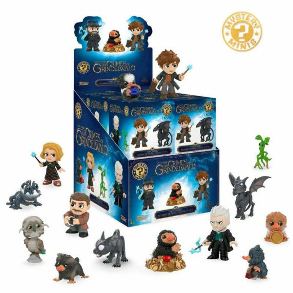 Funko Mystery Minis Fantastic Beasts : The Crimes of Grindelwald 1