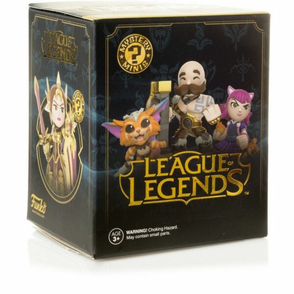Funko Mystery Minis League of Legends 1