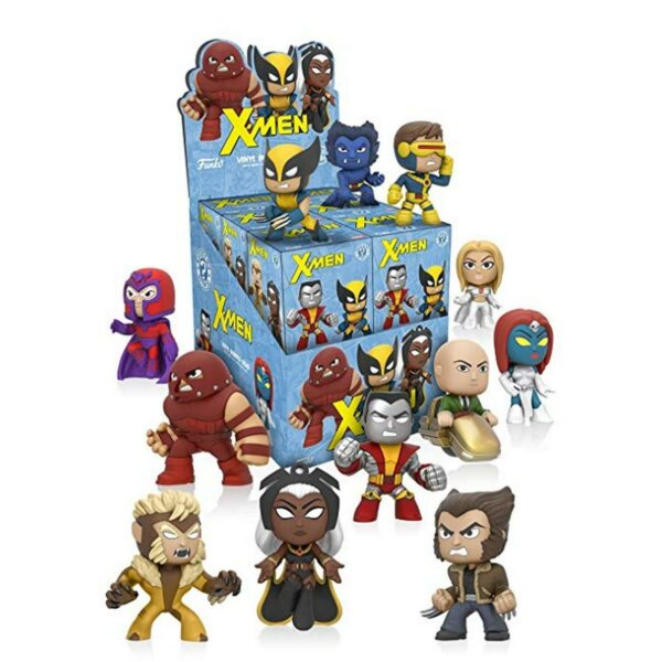 Funko Mystery Minis X-Men 2