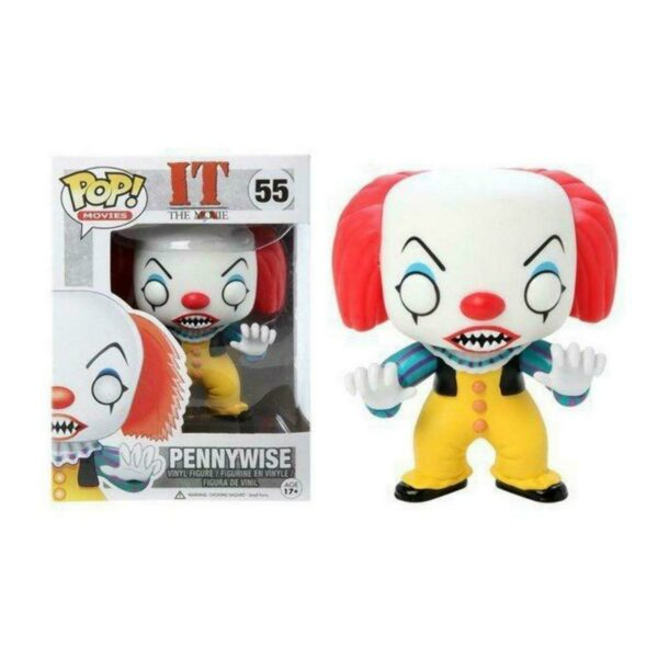 Funko Pop It 55 Pennywise 1