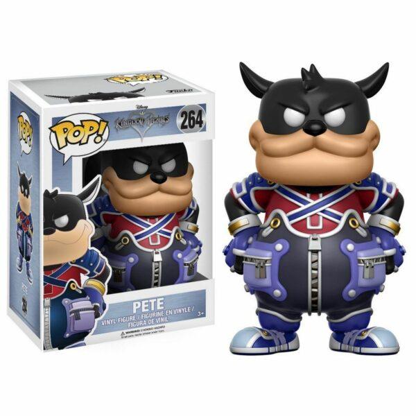 Funko Pop! Kingdom Hearts 264 Pete 1
