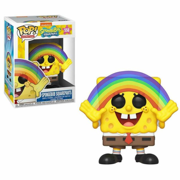 Funko Pop! SpongeBob 558 Rainbow 1