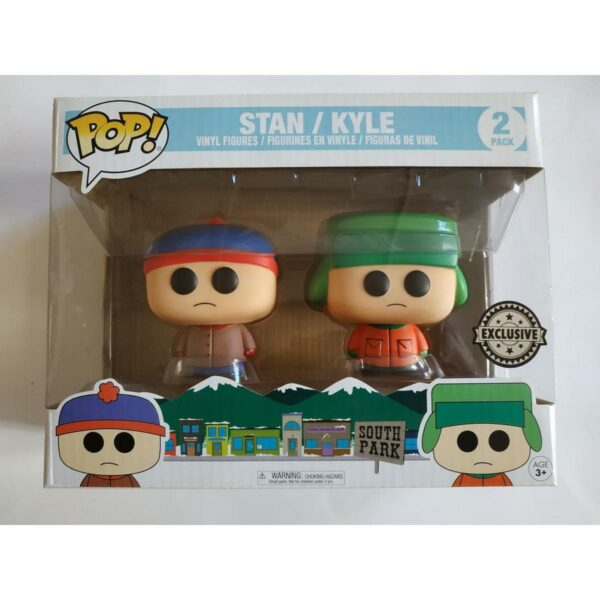 Funko Pop! South Park 2 pack Stan / Kyle 1