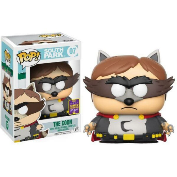 Funko Pop! South Park 07 The Coon (Not Mint) 1