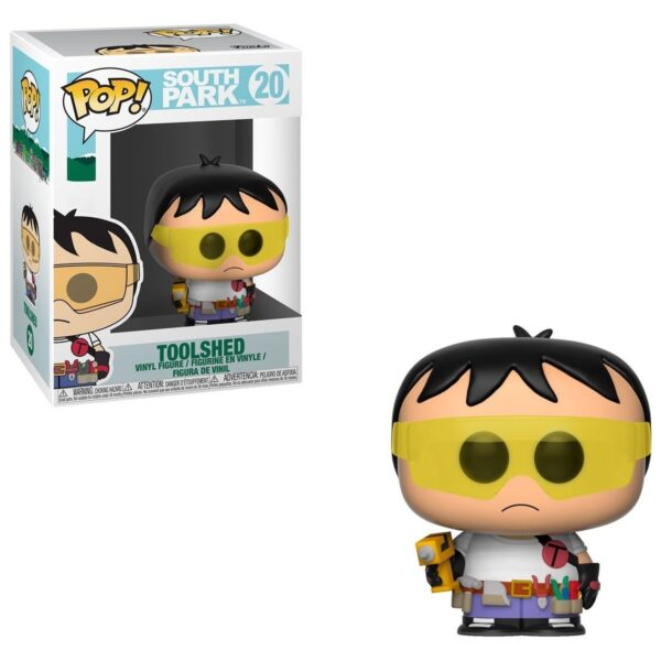Funko Pop! South Park 20 Toolshed 1