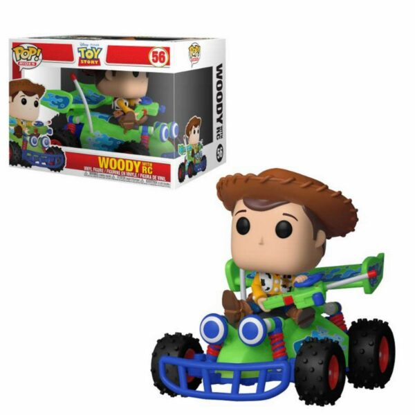Funko Pop! Toy Story 56 Woody with RC 1