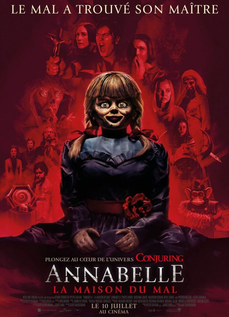Annabelle 3 Bande-Annonce 2 2