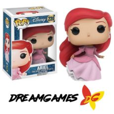 Figurine Pop Disney The Little Mermaid 220 Ariel Dancing