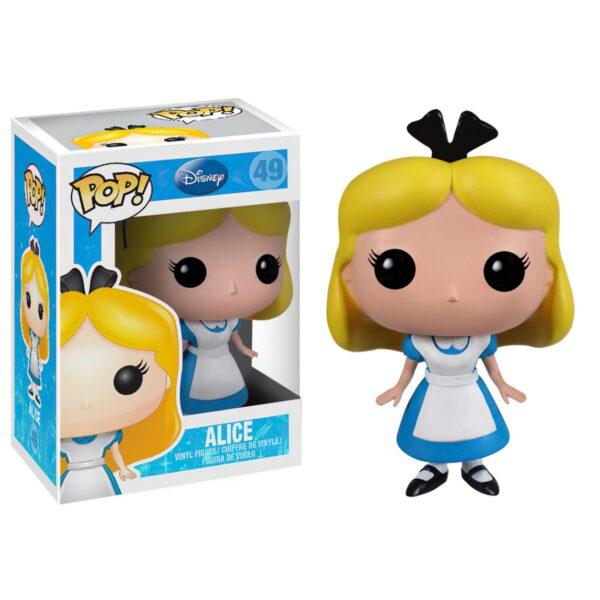 Funko PoP Disney Alice 49 ALICE (Not mint) 1