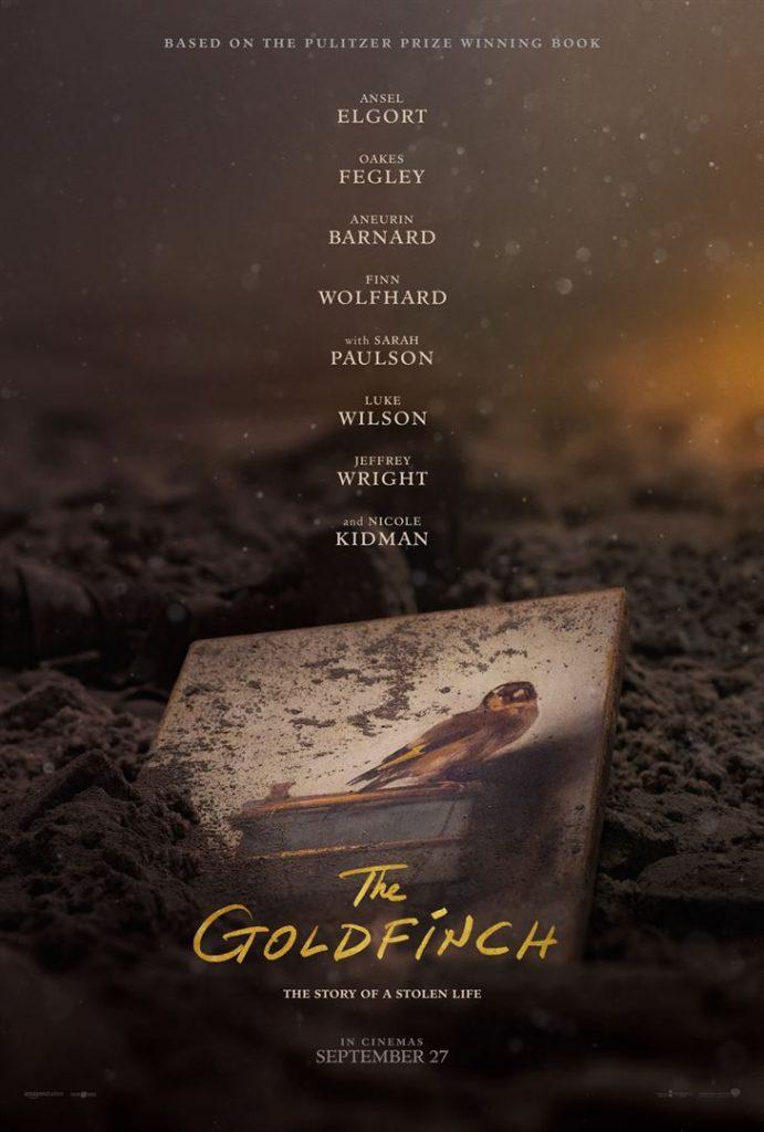 The Goldfinch / Le Chardonneret Bande-Annonce 1