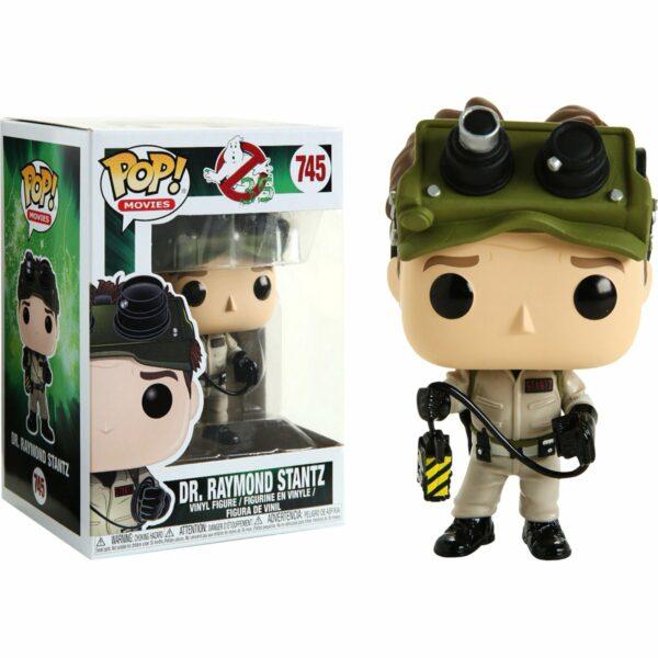 Funko Pop! Ghostbusters 745 Dr Raymond Stantz 1