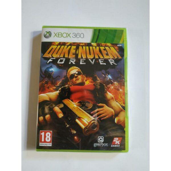 Duke Nukem Forever Xbox 360 1