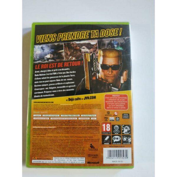 Duke Nukem Forever Xbox 360 2