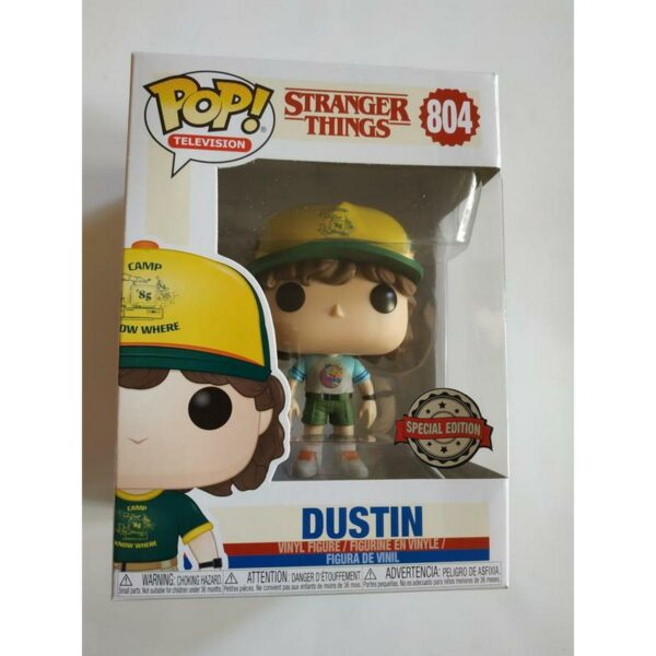 Funko Pop! Stranger Things S3 Dustin Special Edition 1