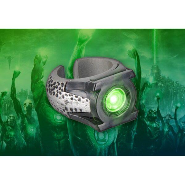 Green Lantern Bague lumineuse 1