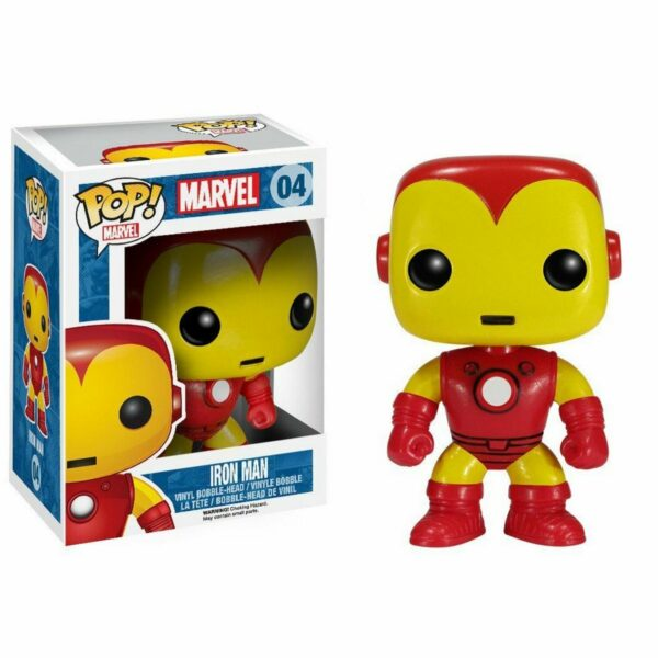 Funko Pop! Marvel 04 Iron Man 1