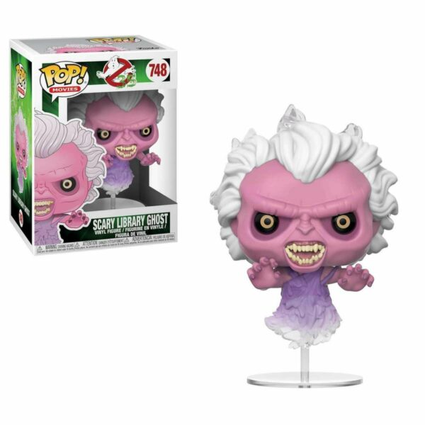 Funko Pop! Ghostbusters 748 Scary Library Ghost 1