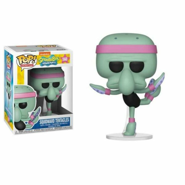 Funko Pop! SpongeBob 560 Squidward Tentacles 1