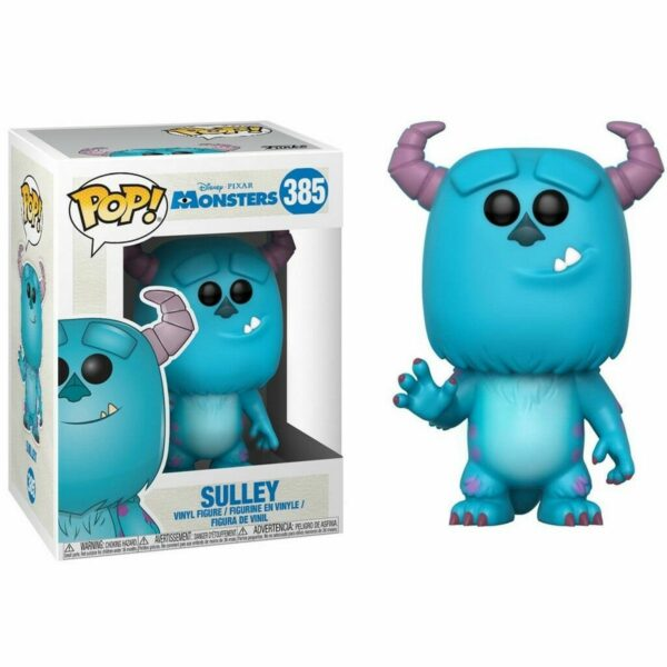 Funko Pop! Monsters 385 Sulley 1