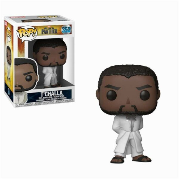 Funko Pop! Black Panther 352 T'Challa 1