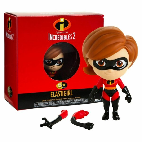 5 Five Star Incredibles 2 Elastigirl 1