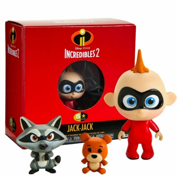 5 Five Star Incredibles 2 Jack-Jack 1