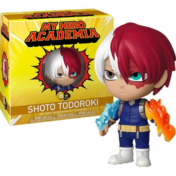 5 Five Star My Hero Academia Shoto Todoroki 1