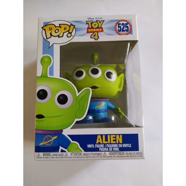 Funko Pop Toy Story 4 525 Alien (not mint) 2