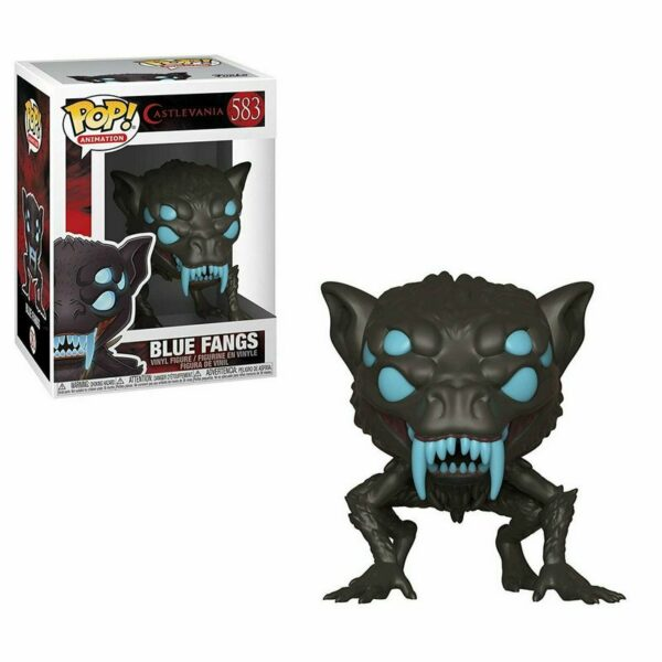 Funko Pop! Castlevania 583 Blue Fangs 1