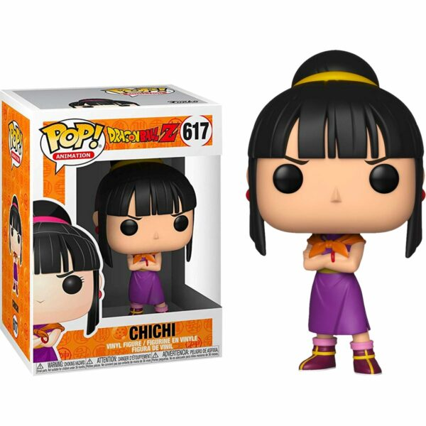 Funko Pop! Dragon Ball Z 617 Chichi 1