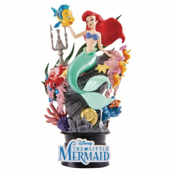 D-Stage Diorama Disney The Little Mermaid 1
