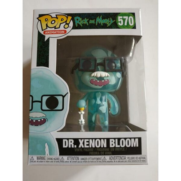 Figurine Pop Rick and Morty 570 Dr Xenon Bloom 1