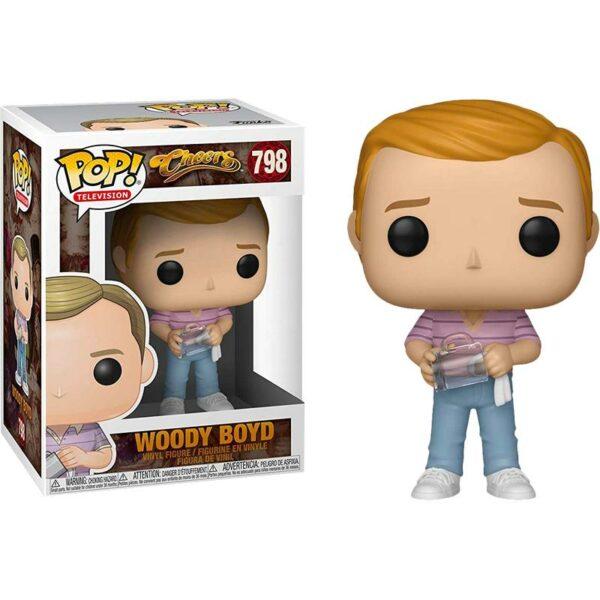 Funko Pop! Cheers 798 Woody Boyd 1