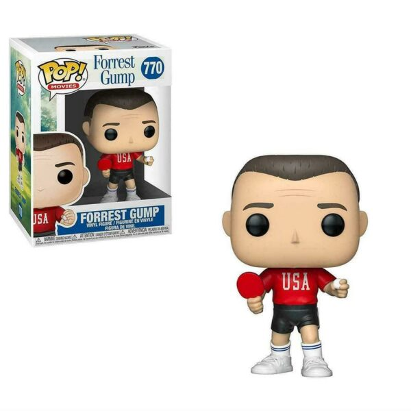 Funko Pop! Forrest Gump 770 Ping Pong outfit 1