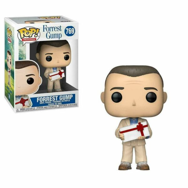 Funko Pop! Forrest Gump 769 Forrest with chocolates 1