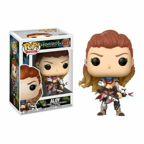 Funko Pop! Horizon Zero Dawn 257 Aloy (Not Mint) 1