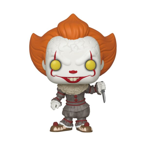 Funko Pop! IT 782 Pennywise with blade Special Edition 1