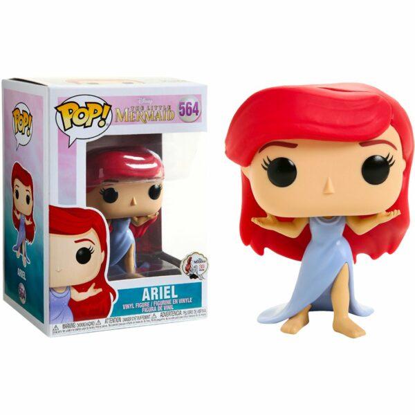 Funko Pop! The Little Mermaid 564 Ariel purple dress 1