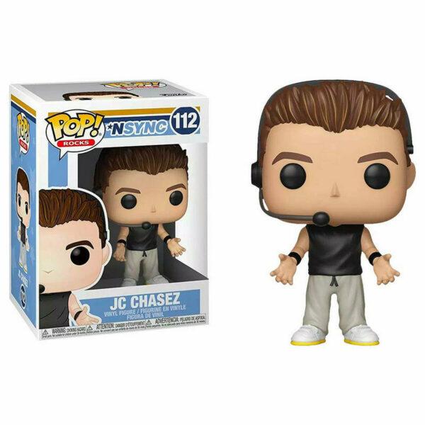 Funko Pop! NSYNC 112 JC Chasez 1