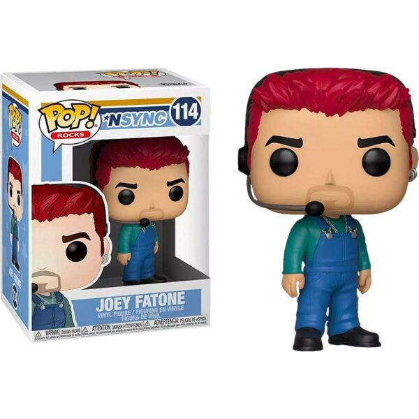 Funko Pop! NSYNC 114 Joey Fatone 1